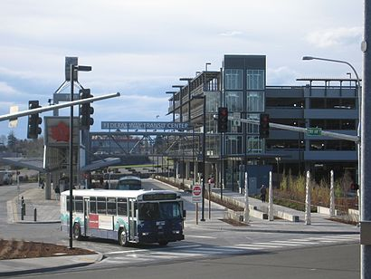 How to get to Federal Way Transit Center in Federal Way by