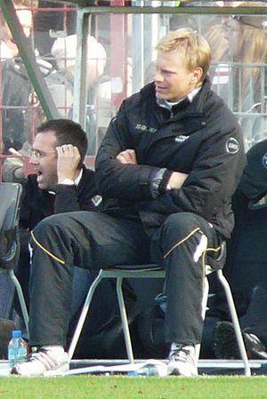 Markus Feldhoff - Feldhoff with Cottbus in 2009.