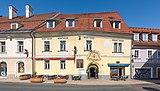 Feldkirchen Hauptplatz 2 Bürgerhaus Handlungshaus Polsterhaus 04062018 3564.jpg