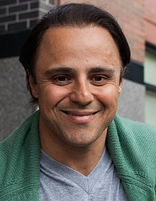 Felipe Massa in Montreal June 2017.jpg