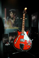 Chitarra Fender Coronado di Elvis