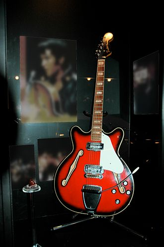 Roger Rossmeisl - Fender Coronado II