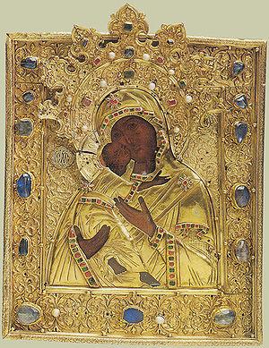 Theotokos of St. Theodore from Tsarskoye Selo