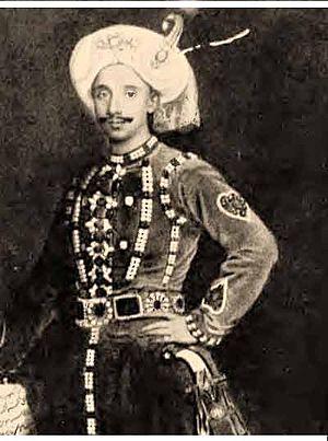 Mansur Ali Khan - Image: Feradun Jah