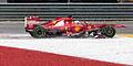 Fernando Alonso on gravel 2013 Malaysia.jpg
