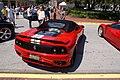 Ferrari 360 2003 Challenge Stradale Spider RSideRear CECF 9April2011 (14414322339).jpg