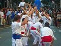 Festa Major de Gràcia 2011 - Bastoners de Barcelona - XIII cercavila de cultura popular - carrer Gran P1330070.jpg