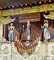 Figures, Gavioli fairground organ Queenie, Cophill Farm vintage rally 2012.jpg