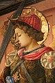 Filippo lippi, santi da un trittico, michele arcangelo, 1458, 02.jpg