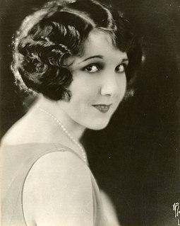 Carmelita Geraghty American actress and painter