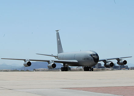 KC-135 Stratotanker - Kincheloe Air Force Base