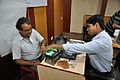 Fingerprint Scan - Biometric Data Collection - Aadhaar - Kolkata 2015-03-18 3660.JPG