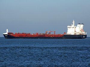 Fionia Swan IMO 9328974 p3 leaving Port of Rotterdam, Holland 01-Jan-2008.jpg