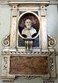Firenze, s. agata, int.,, tomba della famiglia pucci 02.JPG