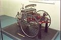 First Benz Car - Scaled-down Model - Transport Gallery - BITM - Calcutta 2000 304.JPG
