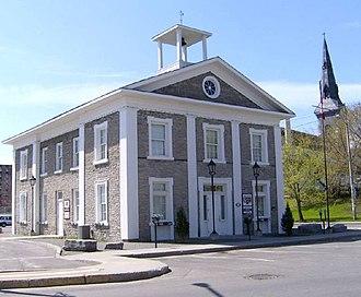 Kivas Tully - Trenton Town Hall (1860), Trenton, Ontario