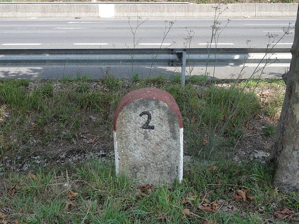 Fito km 2 N-550 Coruña 1
