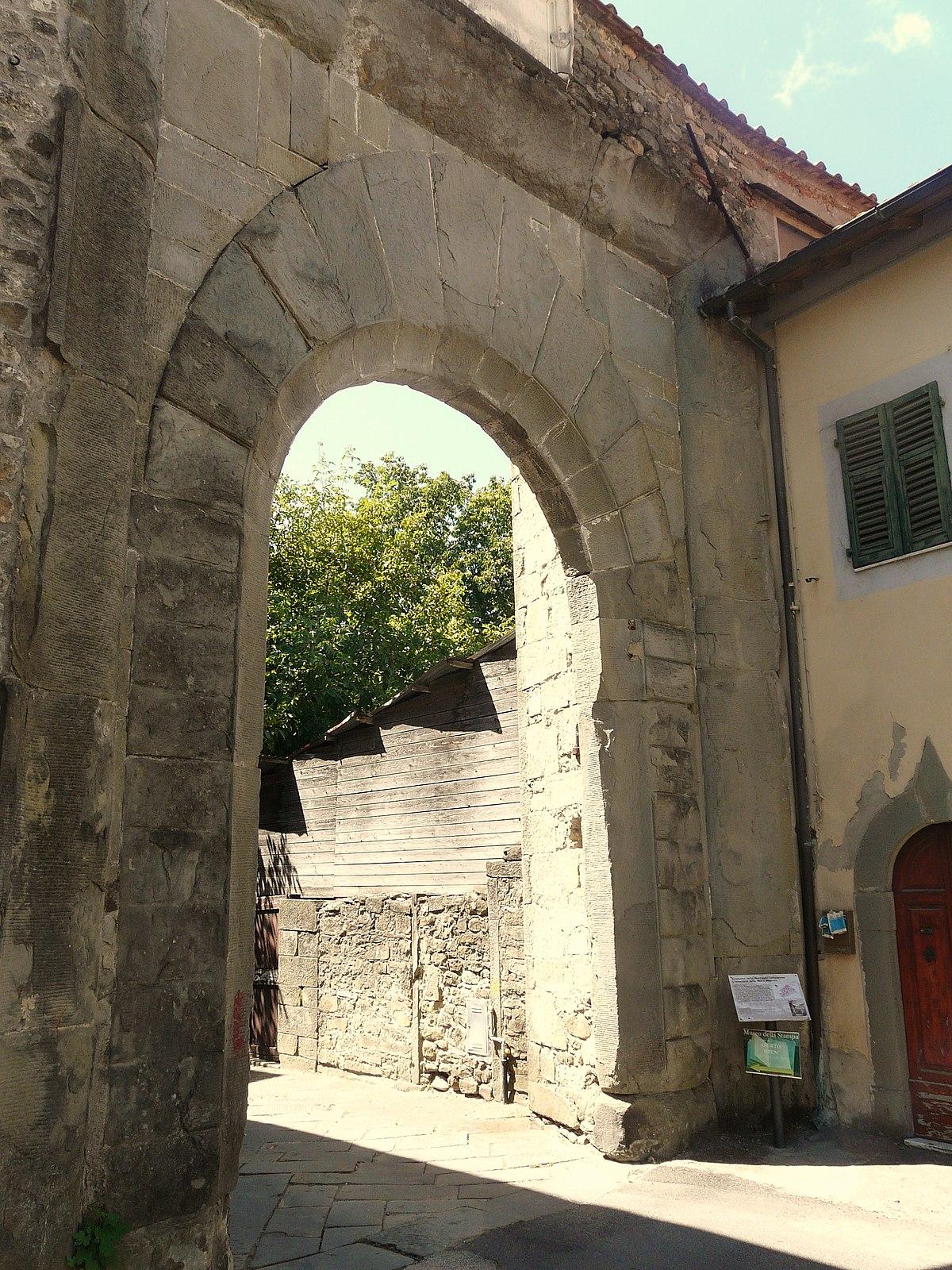 Mura Di Fivizzano