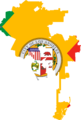 Flag map of Los Angeles, California.png