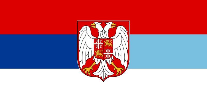 Flag of Serbia end Montenegro (1992–2004) (unoff)