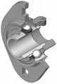 Flanged-housing-unit din626-t3 type-eb-yel 120.png
