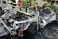 Flickr - Israel Defense Forces - Rocket Fired From Gaza Hits Car in Beersheba (2).jpg
