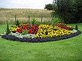 Floral Display in Croy - geograph.org.uk - 1459432.jpg