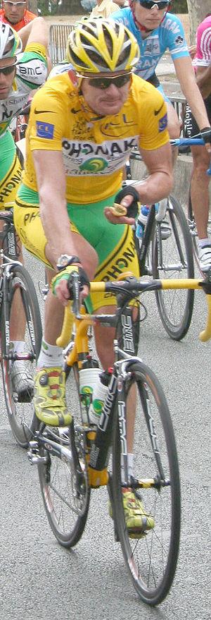 Doping at the 2007 Tour de France - Floyd Landis on the 2006 Tour de France