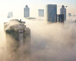 Fog-over-istanbul-skyscrapers