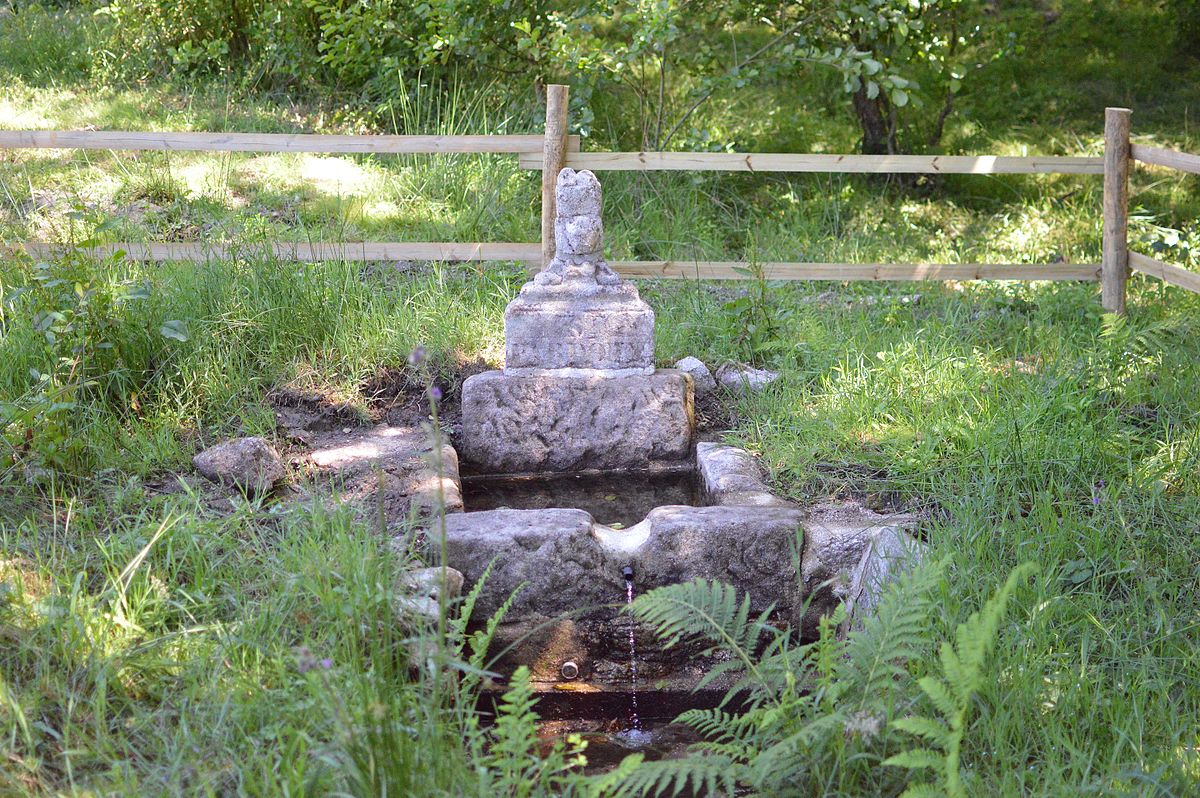 pompe fontaine