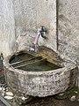 Fontaine de la croix de la commune (Saint-Maurice-de-Beynost).jpg