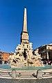 Fontana dei Quattro Fiumi, Piazza Navona (46511978331).jpg