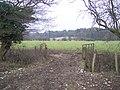 Footbridge near the River Eden - geograph.org.uk - 1700174.jpg