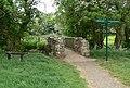 Footbridge on the Aylestone Meadows - geograph.org.uk - 815384.jpg