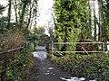 Footbridge over Tilling Bourne on the A281 - geograph.org.uk - 1631640.jpg