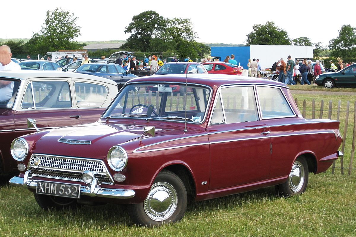 Ford Cortina Wikipedia