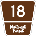 Forest Route 18.svg