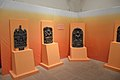 Form of Buddha Section - Indian Buddhist Art Exhibition - Ground Floor - Indian Museum - Kolkata 2016-03-06 1553.JPG