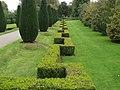 Formal garden at Erddig - geograph.org.uk - 570573.jpg