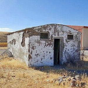 Fort McDermit - Former jail