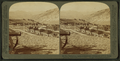 Fort Yellowstone, among the mountains, headquarters of U.S. Troops guarding Yellowstone Park, U.S.A, by Underwood & Underwood 2.png