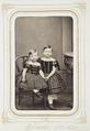 Fotografiporträtt på Gieseckes flickor - Hallwylska museet - 107834.tif