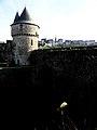 Fougères (35) Château Tour du Hallay 04.JPG