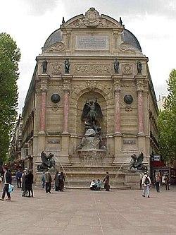 생 미셸 광장