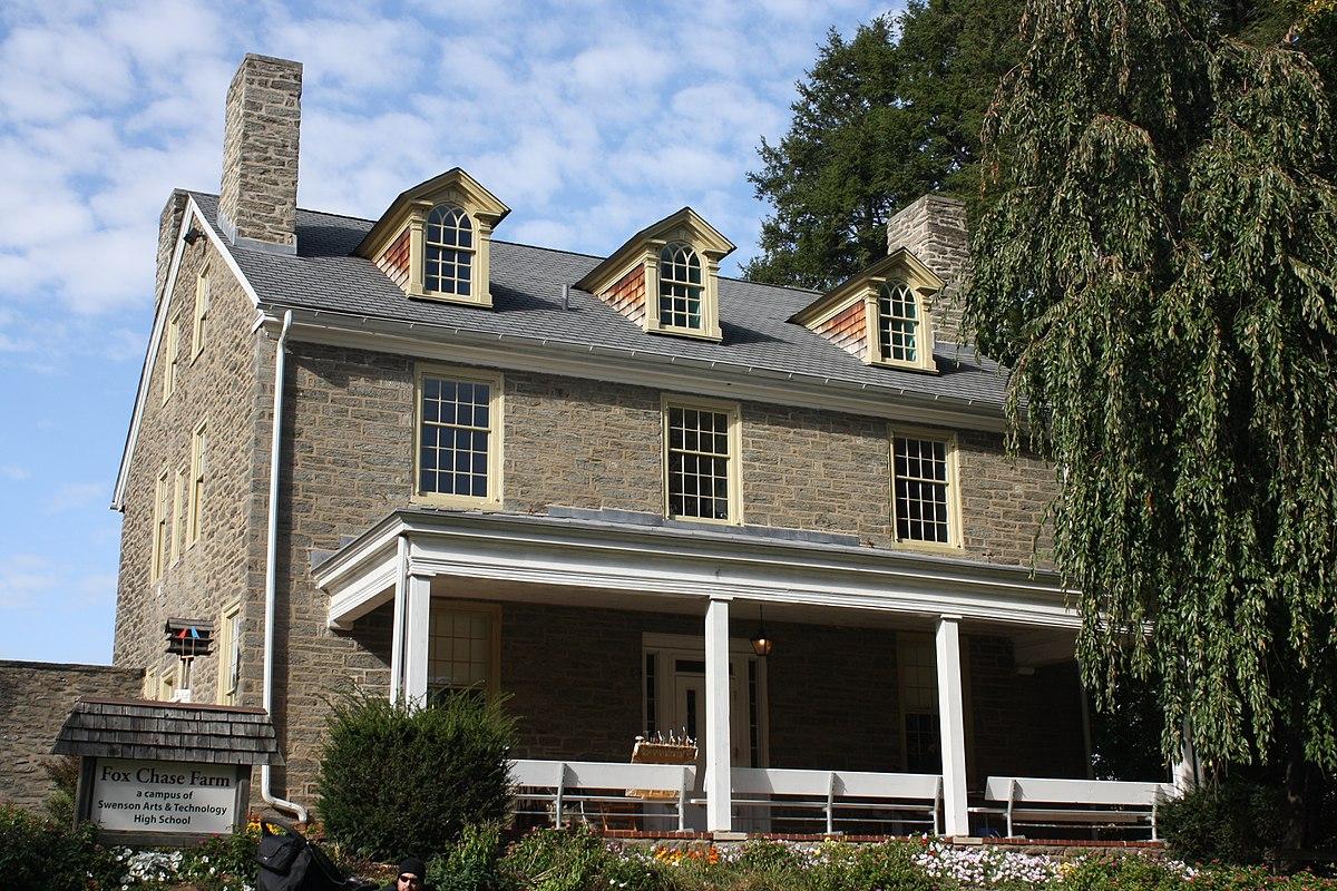 Abington township montgomery county pennsylvania wikipedia for Montgomery house