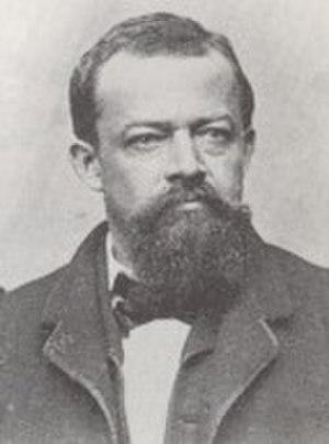 Oscar Fraas - Oscar Friedrich von Fraas