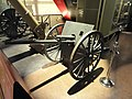 France 37 mm semiautomatic gun, Mark C, and carriage, Mark A - National World War I Museum - Kansas City, MO - DSC07671.JPG