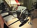 France 37 mm semiautomatic gun, Mark C, and carriage, Mark A - National World War I Museum - Kansas City, MO - DSC07671.JPG