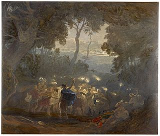 Francis Oliver Finch English watercolour painter
