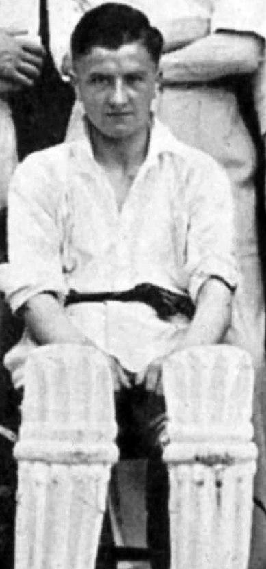 Frank McLardy in 1934